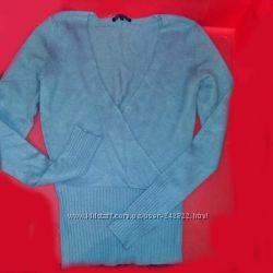 Свитер пуловер  шерсть ангора новый р. 50-52
