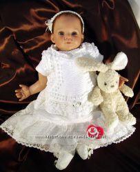 Reborn Коллекционная кукла реборн от Donna Rubert - 56 с
