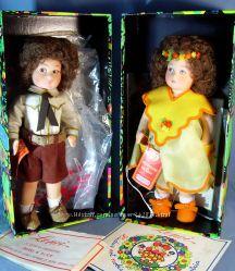 Эксклюзивная коллекционная кукла Lenci - 35 см