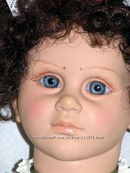 Коллекционная кукла FIBA от Bruno Sacchi, Италия - 70 см