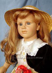 Коллекционная кукла Alessadra FIBA от Bruno Sacchi, Италия - 70 см