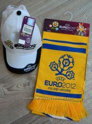Кепка и шарф Евро 2012