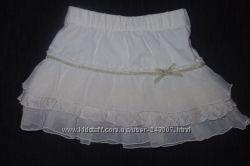 Красивая юбка chicco 12, 15 мес