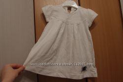 Платье   chicco  9 и 12 месяцев