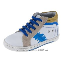 Кожаные ботинки 33 размер Chicco