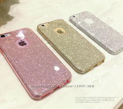 Чехлы для айфона 7 и 8  плюс, разные цвета