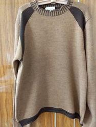 Шерстяной свитер реглан