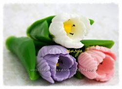 Цветы мыльные Подарок на все случаи жизни