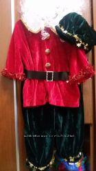 Новогодний карнавальный костюм гнома