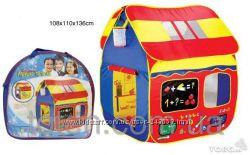 Палатки детские игровые тематические