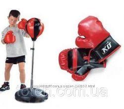 Игровые боксерские наборы. Бокс груша на стойке