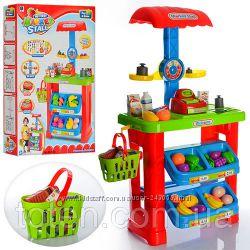 Детские игровые кухни, супермаркеты и наборы.