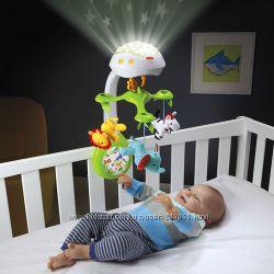Мобиль игрушка на кроватку в аренду