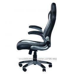 Геймерское кресло Daytona  grey BK WH GR 3303 Goodwin