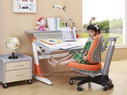 Растущие парты и стулья Комплект стол TH-333MOстул KУ518 Comf-Pro