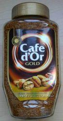 Растворимый Cafe d&acuteOr Gold 200г