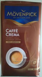 Кофе Movenpick Crema и Latte Art