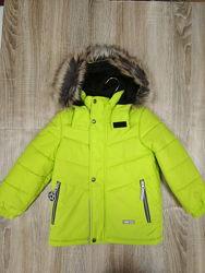 Куртки зимние Lenne timmy  для мальчика р. 104, 110, 116, 122, 128, 134