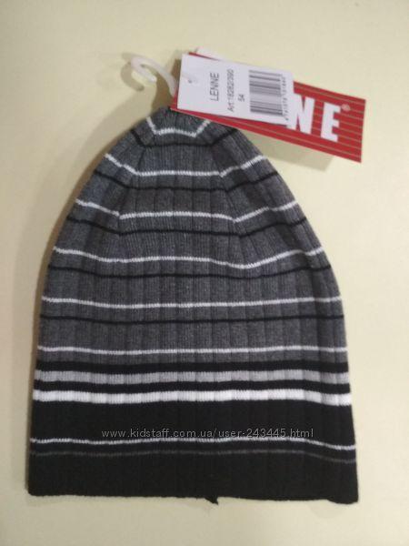 Демисезонная шапка Lenne  Potter  для мальчика р. 52. 54
