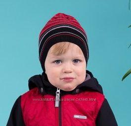 Демисезонная шапка Lenne  Potter для мальчика р. 52.