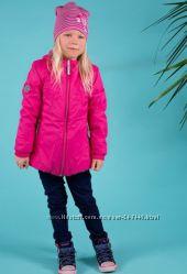 Демисезонная куртка Lenne Scarlet   р. 92, 98, 104, 110, 116, 122. 128. 134