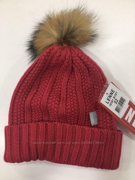 Зимняя шапка   LENNE  Lina для девочек р. 52, 54.