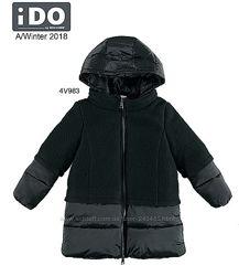 Демисезонные пальто Ido Италия для девочки подростка