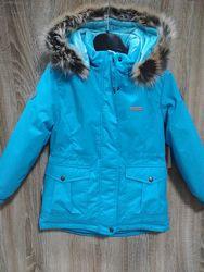 Куртка зимняя  Lenne Maya для девочек р.92,98,116,128,134