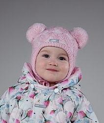 Шапка зимняя  Lenne Jena для девочки р.46.50.