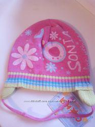 Хлопковые шапки ТМ Соня для девочек и мальчиков