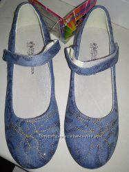 Джинсовые туфли Шалунишка