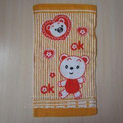 Махровое полотенце Мишутка