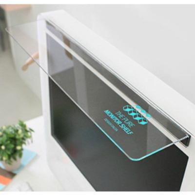 Полка акриловая для мониторов, ноутбуков Jinselp