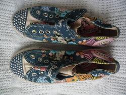 Туфли, кроссовки, мокасины девочке 34р Gymboree