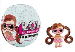 L. O. L. Surprise Hairvibes Dolls