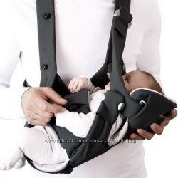 Переноска и Ортопедический рюкзак-кенгуру Два в одном. От рождения до 15кг