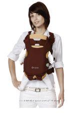 Коричневый рюкзак-кенгуру и переноска Cybex i. go для новорожденных и до 2л