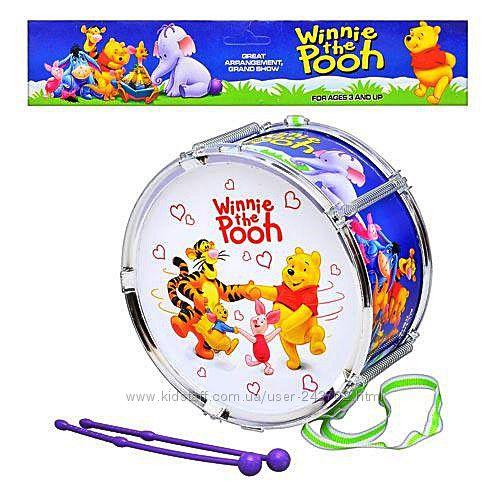 Барабаны детские игровые