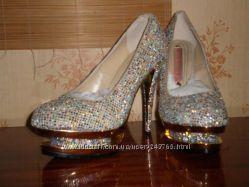продам туфли Gianmarco Lorenzi