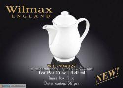 Чайники Wilmax - в ассортименте