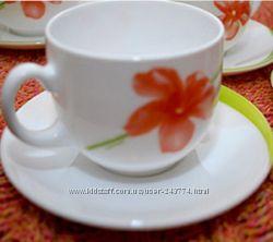 Сервиз  чайный люминарк  Sweet Impression   220мл-12пр