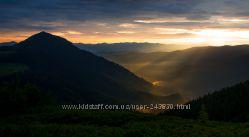 Туристичні походи  в Карпатські гори