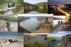 Поход в Товтры, Днестровский каньон