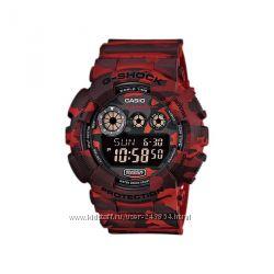 Часы   G-Shock GD-120CM-4E