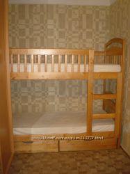 Двухъярусная кровать Карина с ящиками   Акция