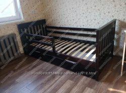 Кроватка Адель с дерева в наличии