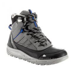Ботинки QUECHUA SH120 Show Hiking 120 Warm Mid