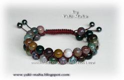 Браслеты Шамбала by Yaki-Maha. Цены снижены.