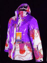 Женский горнолыжный лыжный костюм Snow headquarter c Omni-Heat