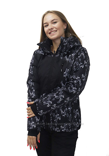Женская горнолыжная лыжная куртка Just Play.  2 расцветки